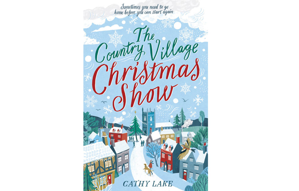 The Country Village Christmas Show cover