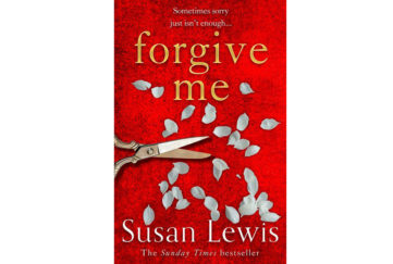 Forgive Me book cover