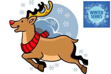 Rudolph illustration Illustration: Shutterstock