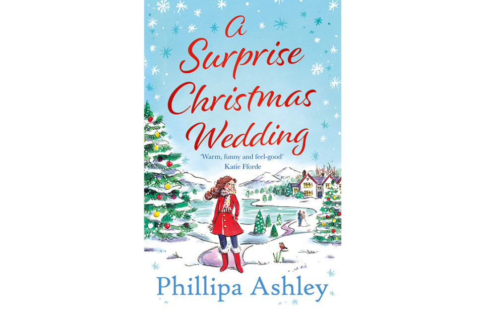 A Surprise Christmas Wedding book cover