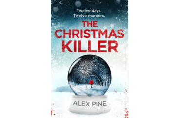 Cover of The Christmas Killer