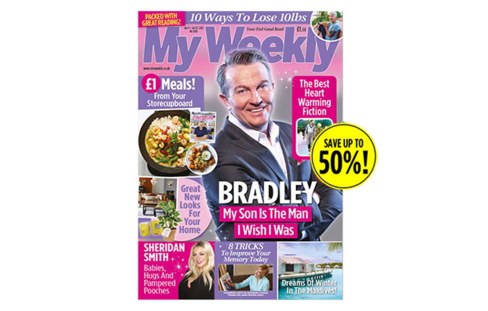 Bradley Walsh cover