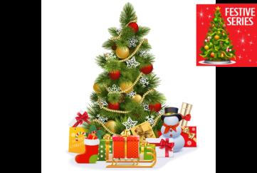 Christmas Tree Illustration: Shutterstock