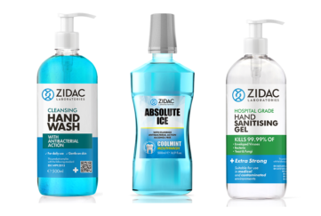 3 Zidac products