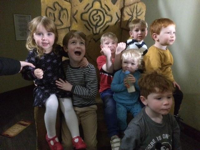 Carol Thompson's Grandchildren