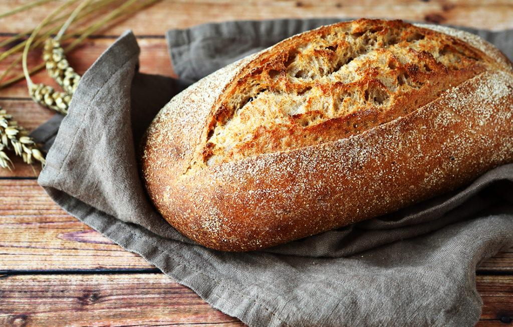 Homemade bread Pic: Shutterstock
