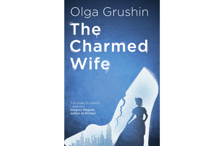 The Charmed Wife cover
