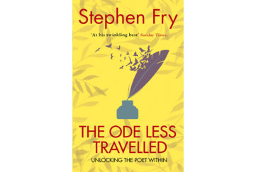 The Ode Less Travelled cover
