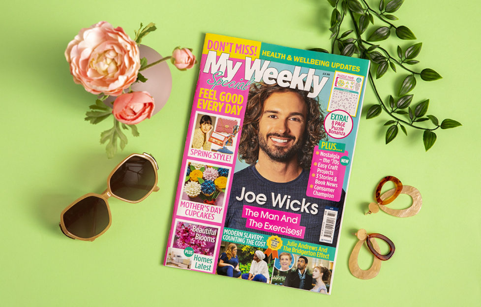 Cover of My Weekly Special with Joe Wicks