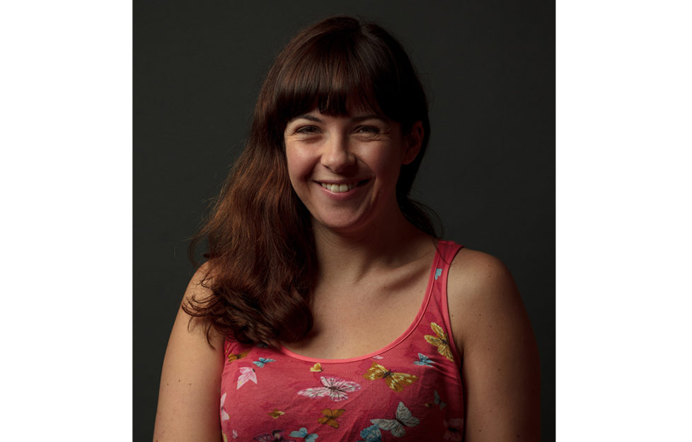 Author Eva Wood