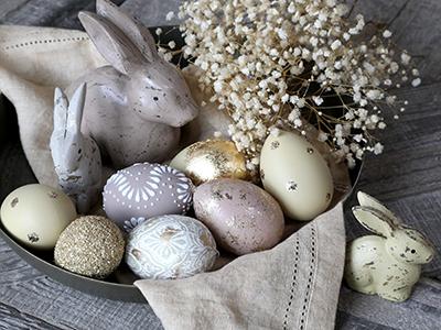 Easter Egg decorations