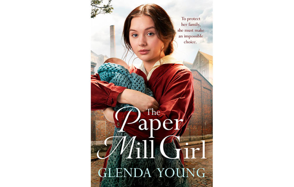 The Paper Mill Girl front cover