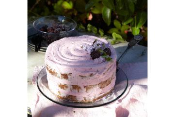 Beetroot Carrot Cake