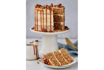 Coffee Cake sliced