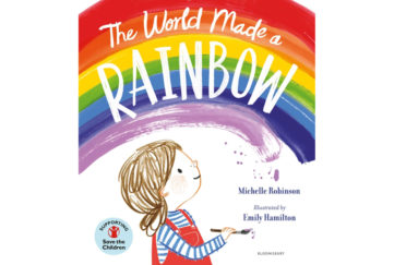 The World Makes A Rainbow cover