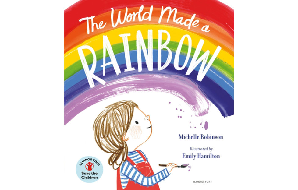 The World Makes A Rainbow cover