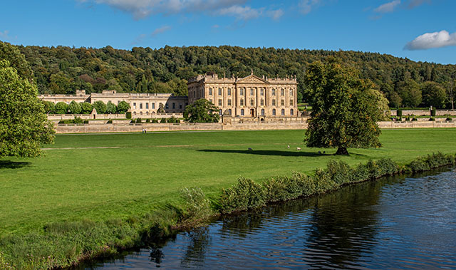 Chatsworth House Pic: Shutterstock