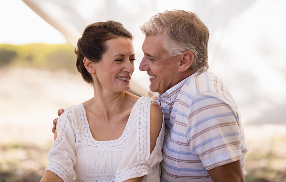 Couple on holiday Pic: Shutterstock