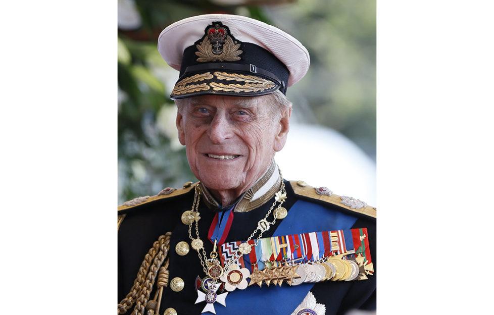 Prince Philip Pic: Shutterstock