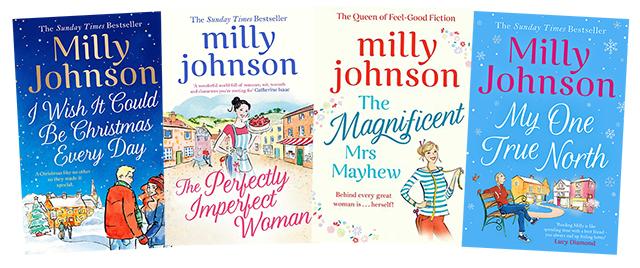 Milly Johnson's books