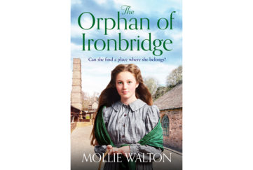 The Orphan of Ironbridge cover