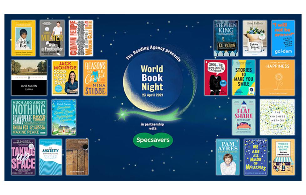 World Book Night Selection