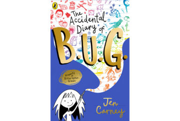 Cover of The Accidental Diary of BUG