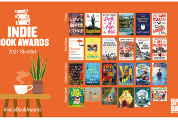 Book covers from the shortlist