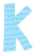 K illustration