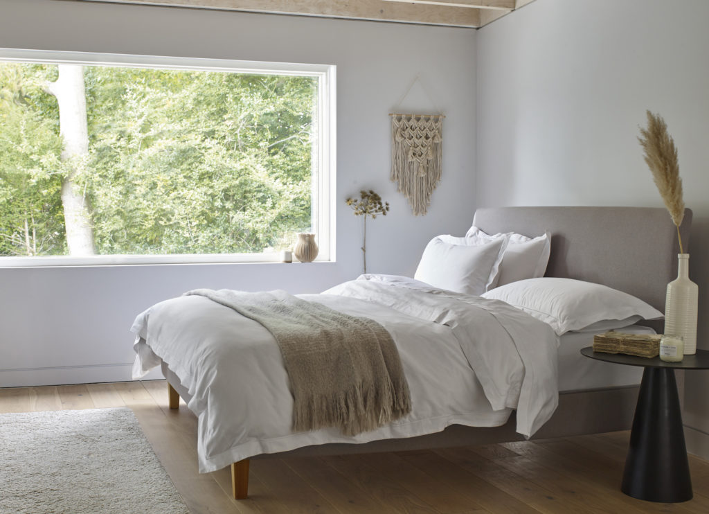100% Egyptian cotton bedding, from £35, scooms