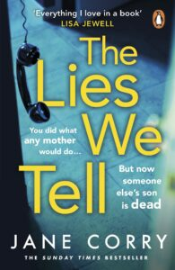 The Lies We Tell cover
