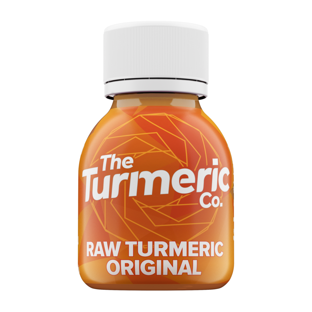 The Turmeric Co. Original Raw Turmeric