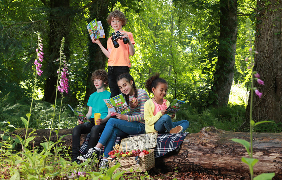 : Lidl Book of Big Adventures at Culzean Castle, Maybole, South Ayrshire. Picture by Stewart Attwood