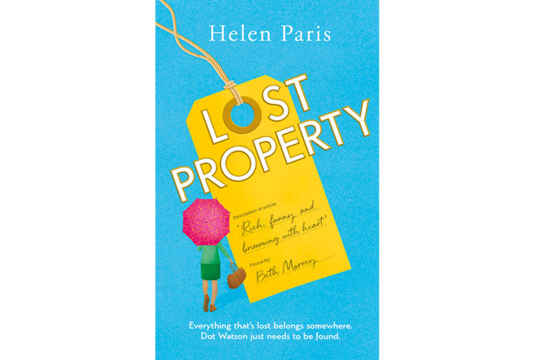 Lost Property book cover