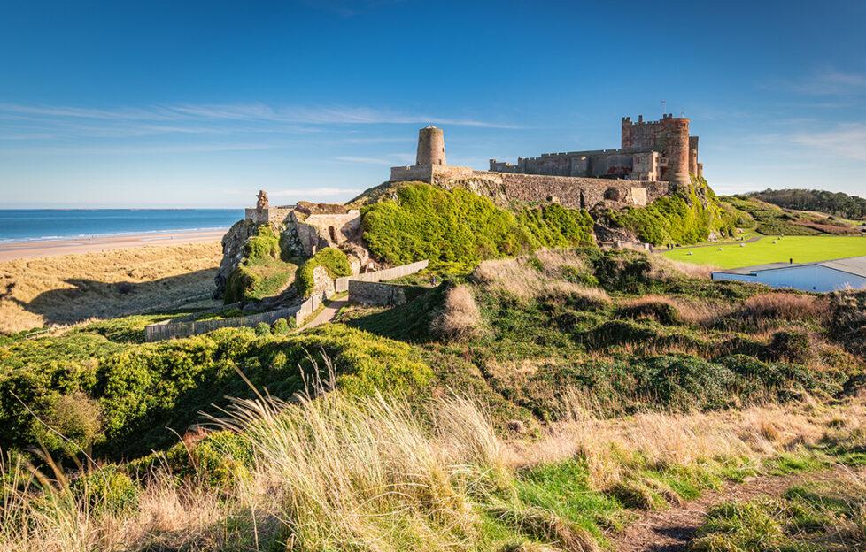 Bamburgh Castle Pic: Shutterstock