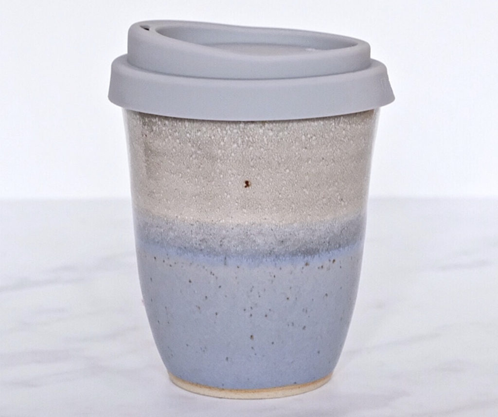 ceramic travel cup eco friendly gift