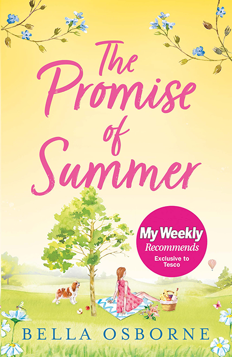 The Promise of Summer cover