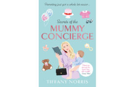 The mummy Concierge book cover