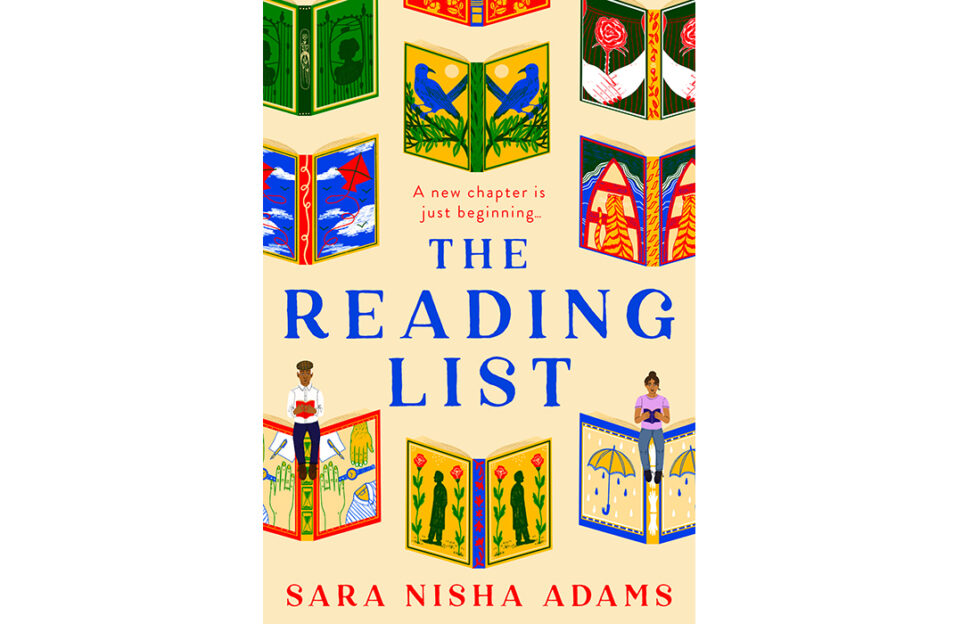 The Reading List cover