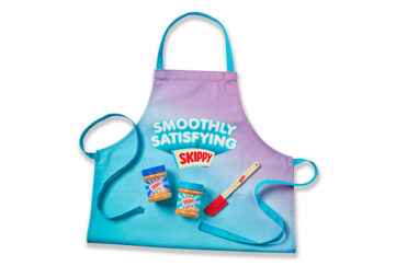 Skippy Peanut Butter baking set