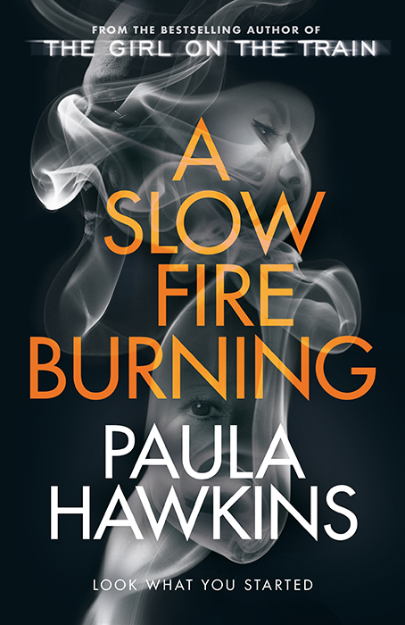 A Slow Fire Burning cover