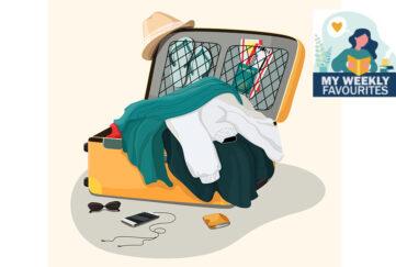 Untidy suitcase Illustration: Shutterstock