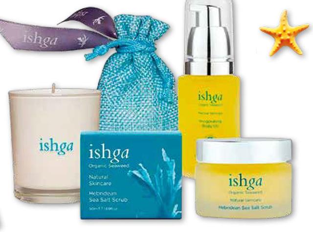 Ishga beauty products