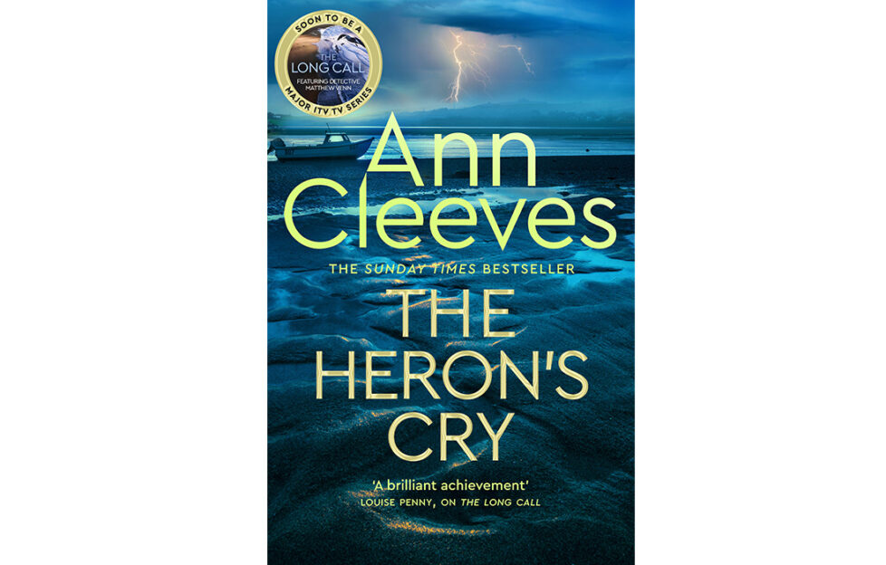 The Heron's Cry front cover