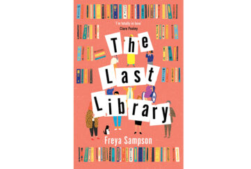 The Last Library book cover
