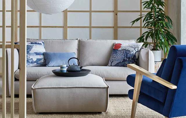 Japandi Inspired Living Room