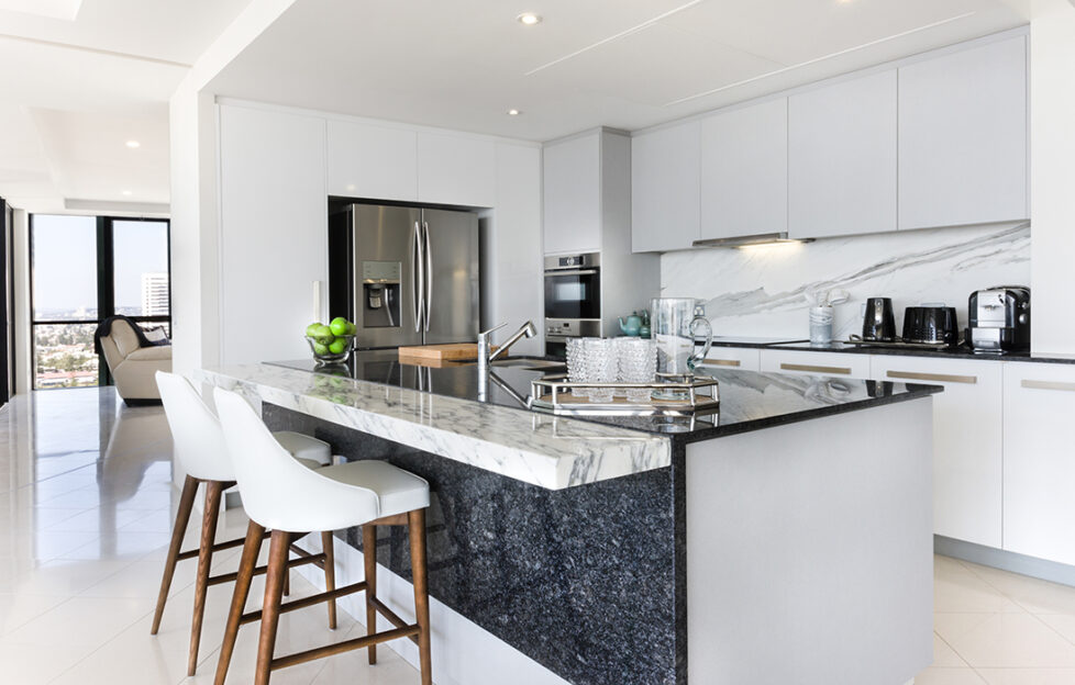 Newly installed kitchen Pic: Shutterstock