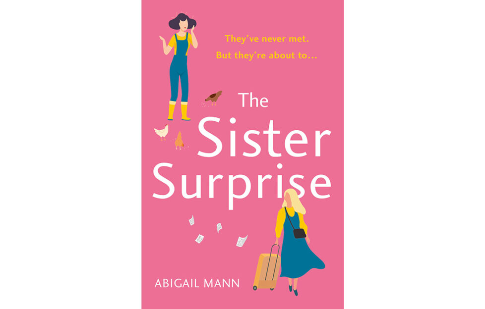 The Sister Surprise Book Cover