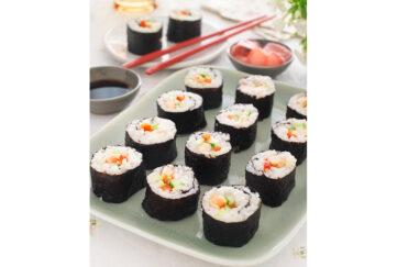 Sushi Pic: Jon Whittaker