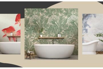 Trio of wallpaper